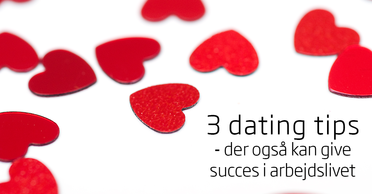 Motiverende dating tips